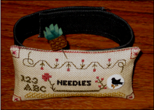 Pin Cushion Wristlet